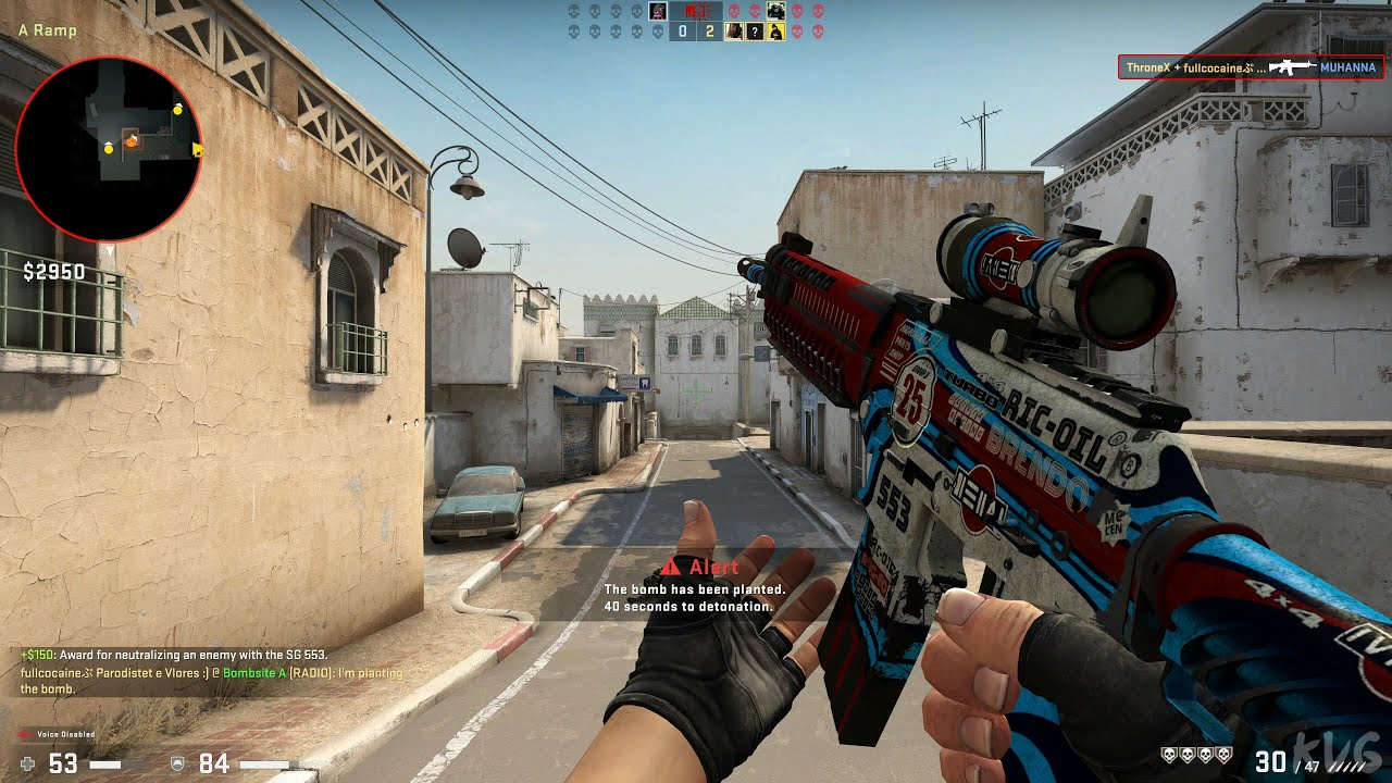 Counter-Strike: Global Offensive (2021) - Gameplay (PC UHD) [4K60FPS]